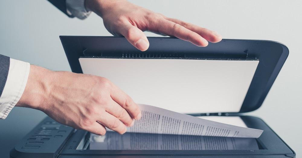 GED – Digitalização de Documentos