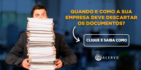 Guia da eliminação de documentos