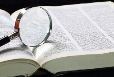 Minidicionário do arquivamento: entenda os termos mais comuns e alguns desconhecidos