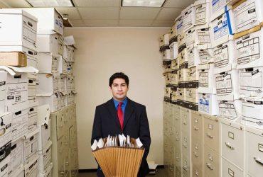 As obrigações das empresas quanto ao armazenamento e descarte de documentos