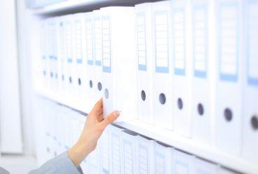 A importância do arquivamento de documentos para empresas