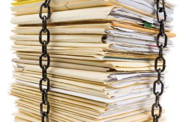 Prazo de guarda e manutenção para documentos trabalhistas
