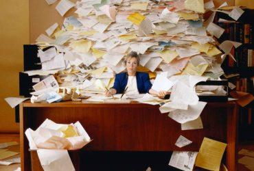Os escritórios de contabilidade e a guarda de documentos