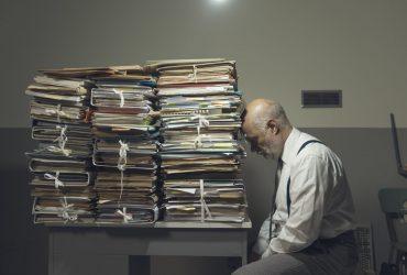 A dificuldade dos escritórios de advocacia em gerenciar e guardar adequadamente seus arquivos