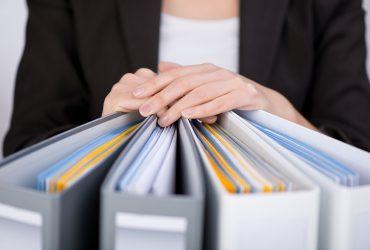 A guarda de documentos em escritórios de advocacia