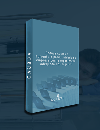 E-book: Como organizar os arquivos da minha empresa