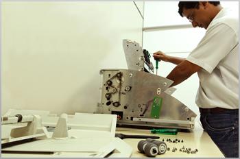 Manutenção de Scanners