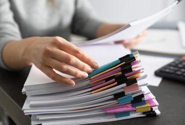 Organizando arquivos em 7 passos