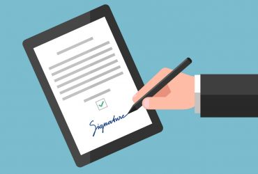 Como funciona a assinatura digital de documentos?