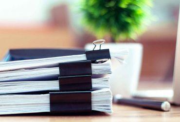 A organização de documentos físicos em minha empresa está sendo bem feita? Veja como descobrir!