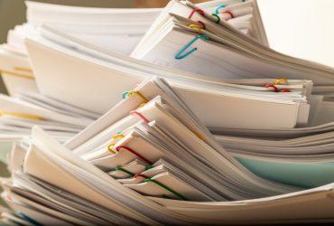 3 vantagens em terceirizar a organização de arquivos
