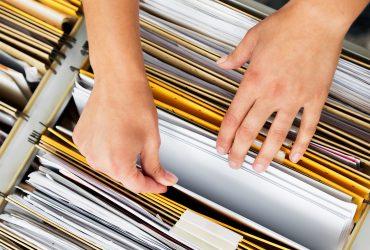 Documentos importantes: guardar ou digitalizar?