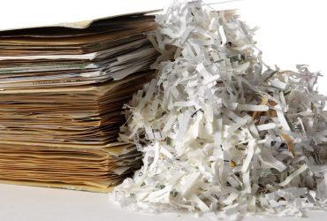 Entenda como funciona a descaracterização de documentos