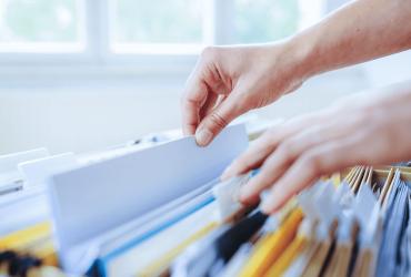 Sala para arquivar documentos: como deve ser?